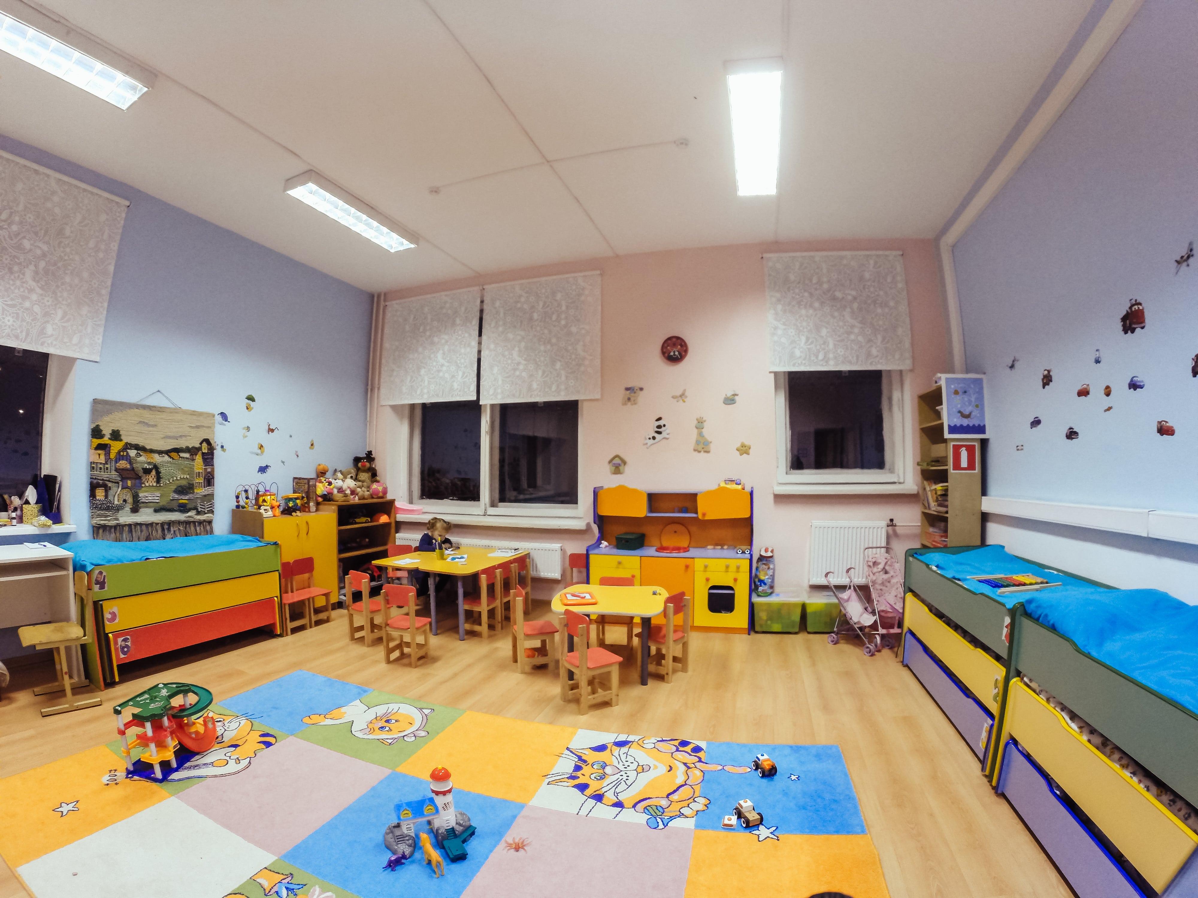 Стоимость сети частных детских садов в Москве  Развитие